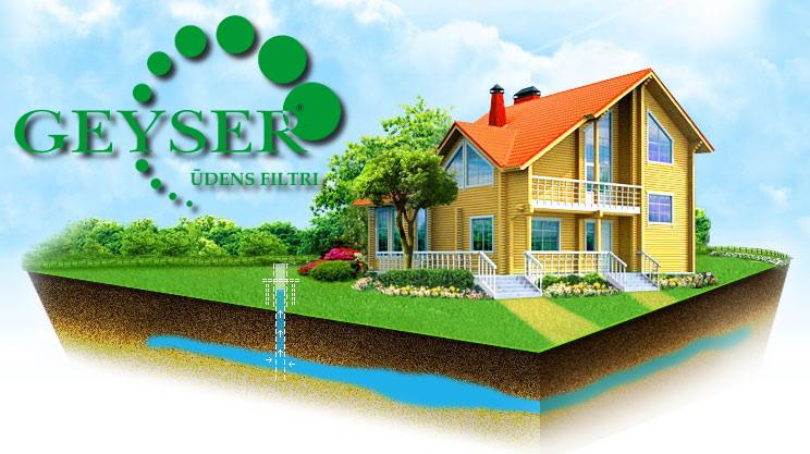 Как выбрать фильтр для воды в загородный дом?